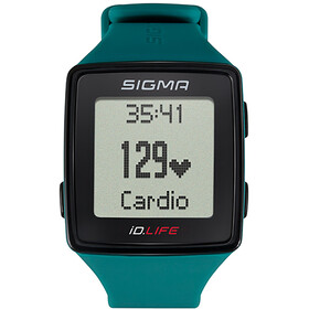 SIGMA SPORT ID.Life Pulsmåler, pine green